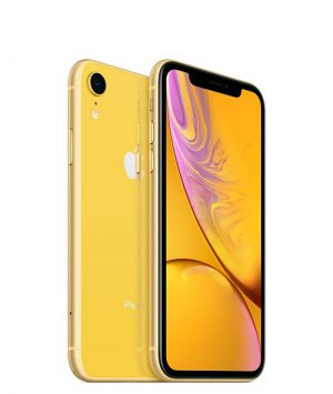 Iphone XR زرد