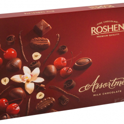 milk chocolate Roshen